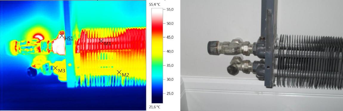 конвектор снимки тепловизор