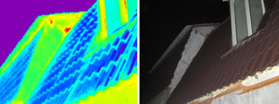 Тепловизор, teplovizor, тепловизионное обследование квартир